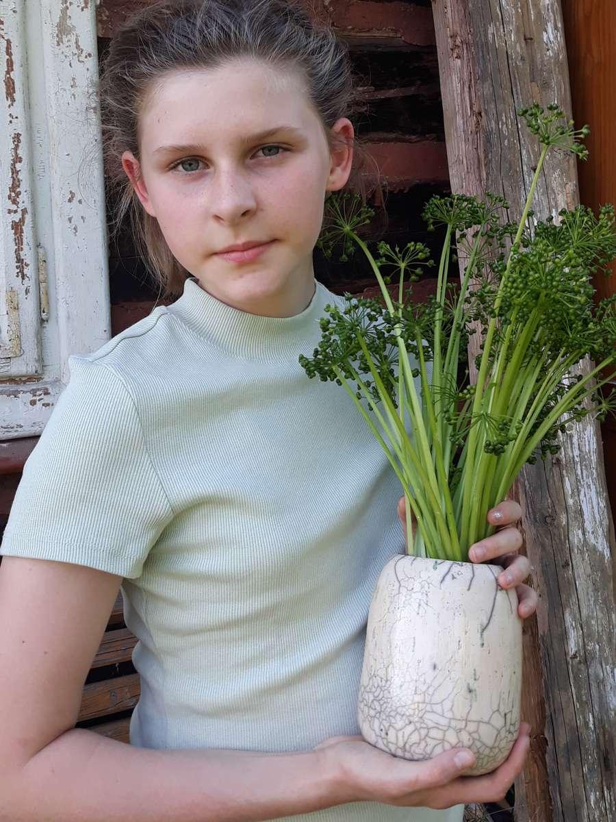 Look Like Art Magdalena Pelczar Wieczorek Ceramika Raku