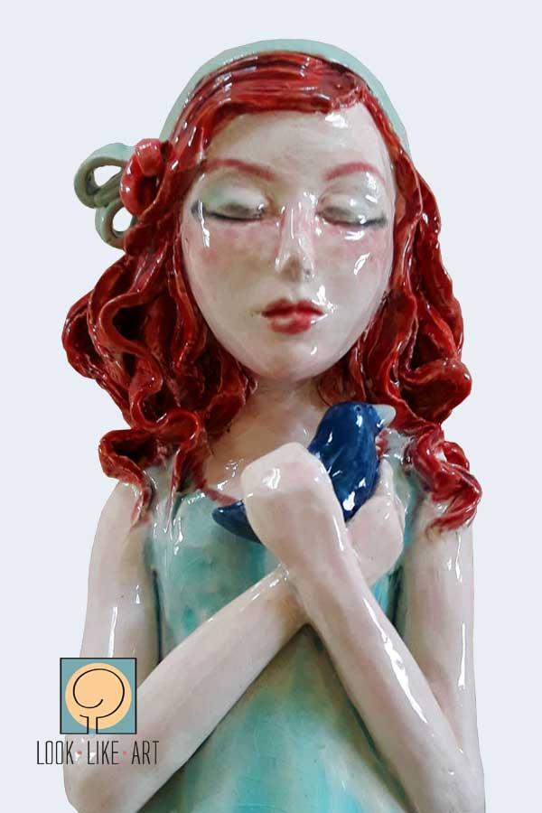 Look Like Art - Magdalena Pelczar-Wieczorek - ceramika artystyczna